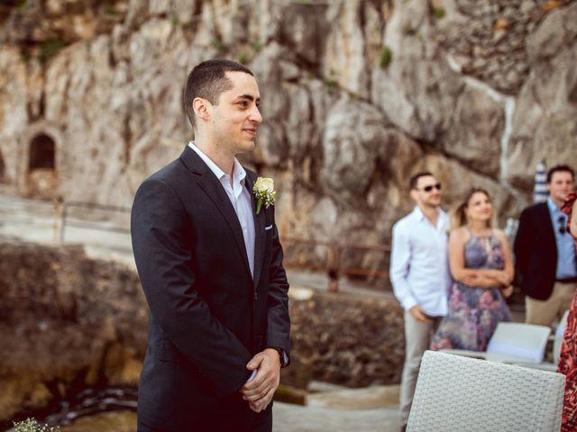 Il matrimonio di Guillerme e Mayara a Praiano, Salerno 28
