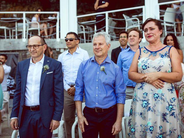 Il matrimonio di Guillerme e Mayara a Praiano, Salerno 30