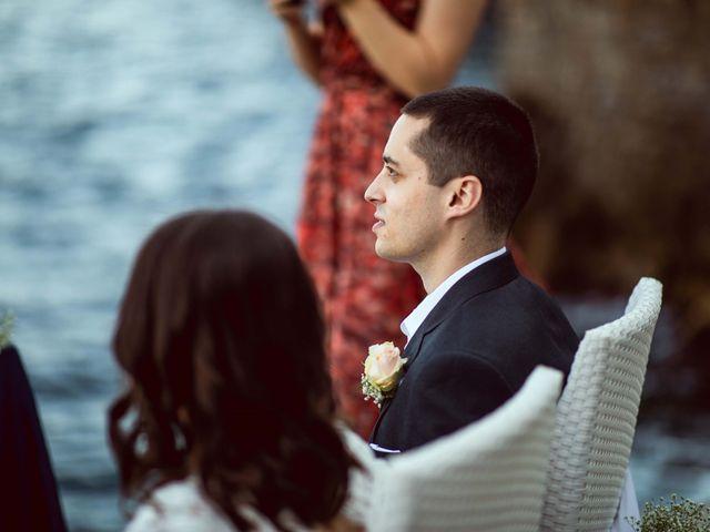 Il matrimonio di Guillerme e Mayara a Praiano, Salerno 32