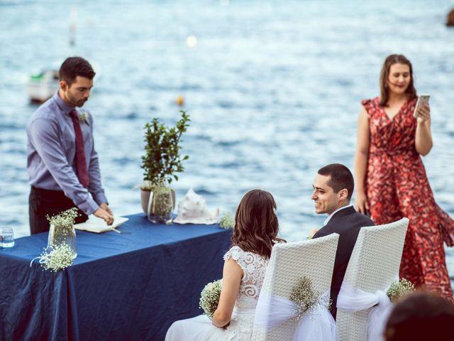 Il matrimonio di Guillerme e Mayara a Praiano, Salerno 35