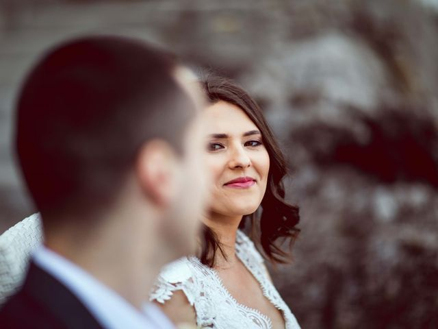 Il matrimonio di Guillerme e Mayara a Praiano, Salerno 37