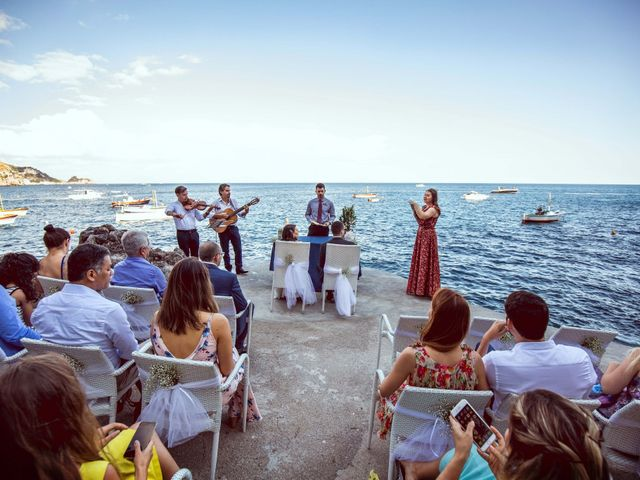 Il matrimonio di Guillerme e Mayara a Praiano, Salerno 38