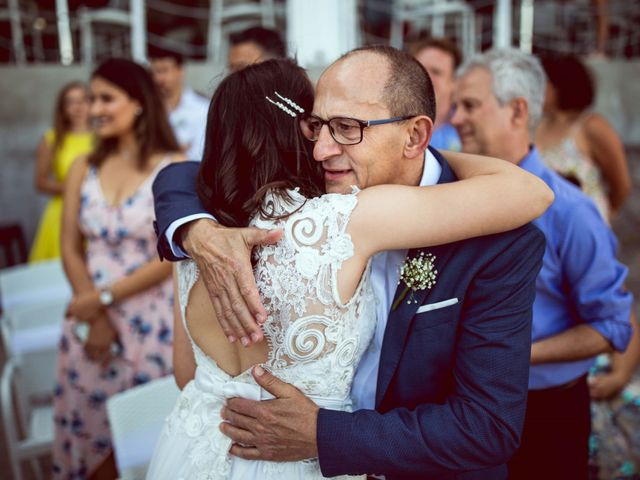 Il matrimonio di Guillerme e Mayara a Praiano, Salerno 43