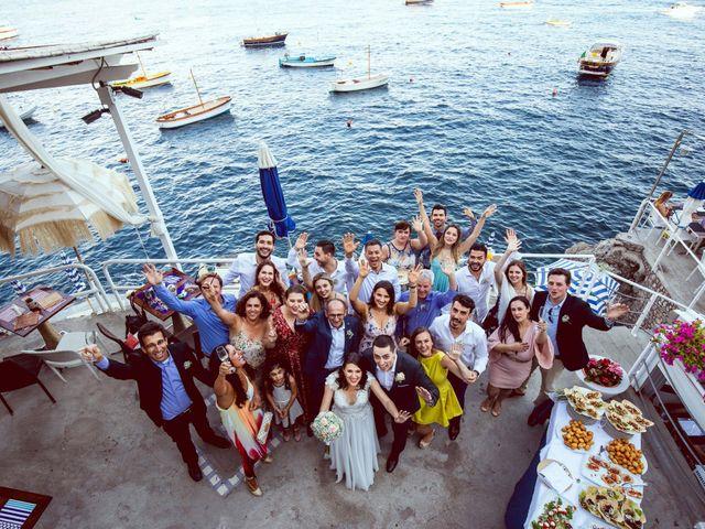 Il matrimonio di Guillerme e Mayara a Praiano, Salerno 47