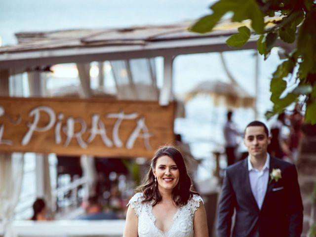 Il matrimonio di Guillerme e Mayara a Praiano, Salerno 50