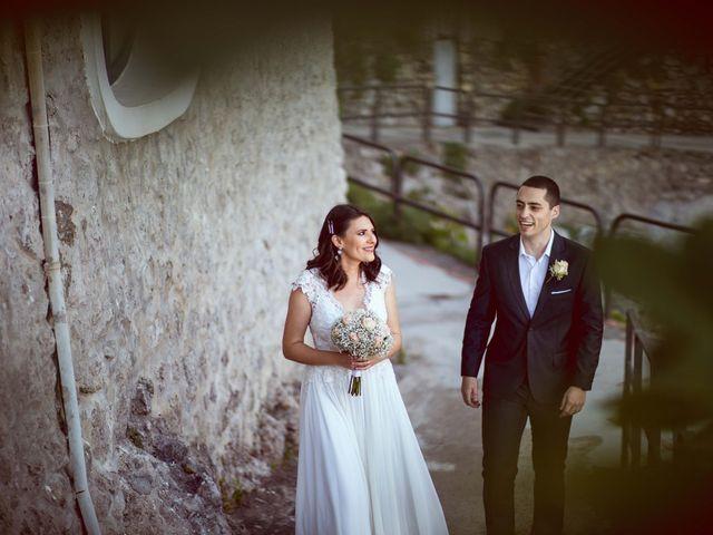 Il matrimonio di Guillerme e Mayara a Praiano, Salerno 51