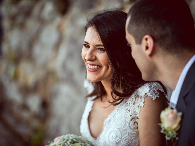 Il matrimonio di Guillerme e Mayara a Praiano, Salerno 53