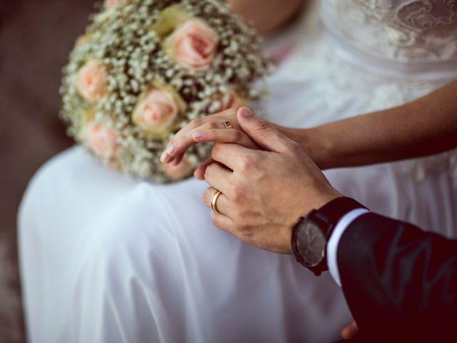 Il matrimonio di Guillerme e Mayara a Praiano, Salerno 54