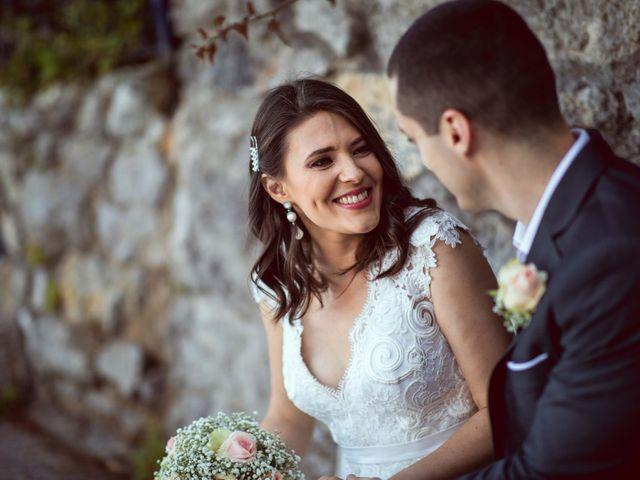 Il matrimonio di Guillerme e Mayara a Praiano, Salerno 55