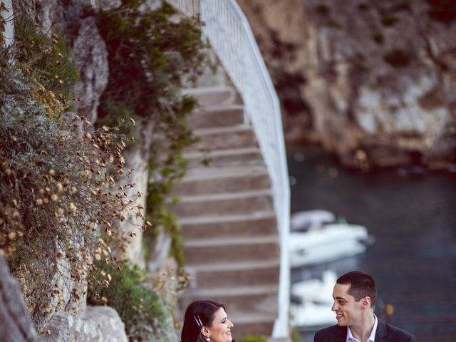 Il matrimonio di Guillerme e Mayara a Praiano, Salerno 60