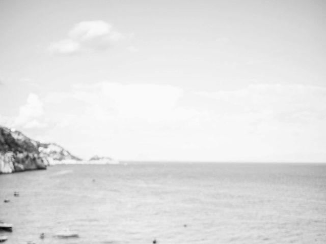 Il matrimonio di Guillerme e Mayara a Praiano, Salerno 62
