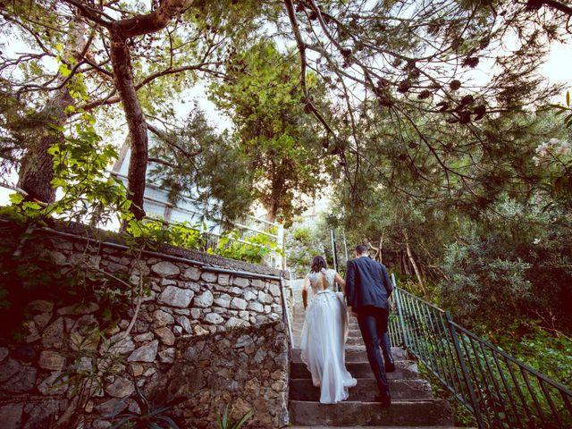 Il matrimonio di Guillerme e Mayara a Praiano, Salerno 70