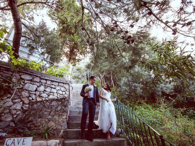 Il matrimonio di Guillerme e Mayara a Praiano, Salerno 71