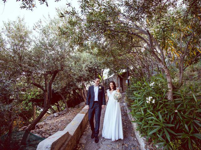 Il matrimonio di Guillerme e Mayara a Praiano, Salerno 72