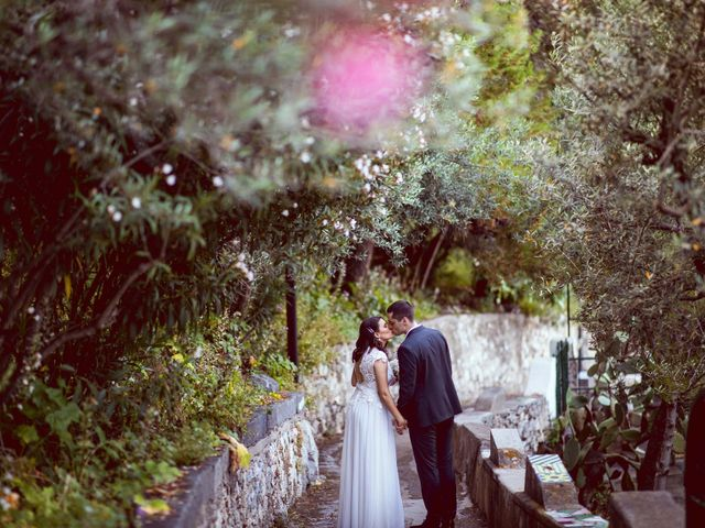 Il matrimonio di Guillerme e Mayara a Praiano, Salerno 2