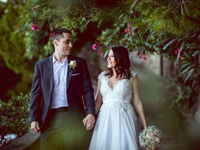 Il matrimonio di Guillerme e Mayara a Praiano, Salerno 73