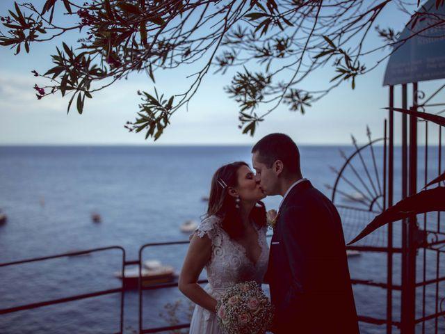 Il matrimonio di Guillerme e Mayara a Praiano, Salerno 77