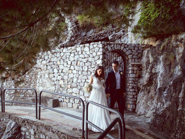 Il matrimonio di Guillerme e Mayara a Praiano, Salerno 80