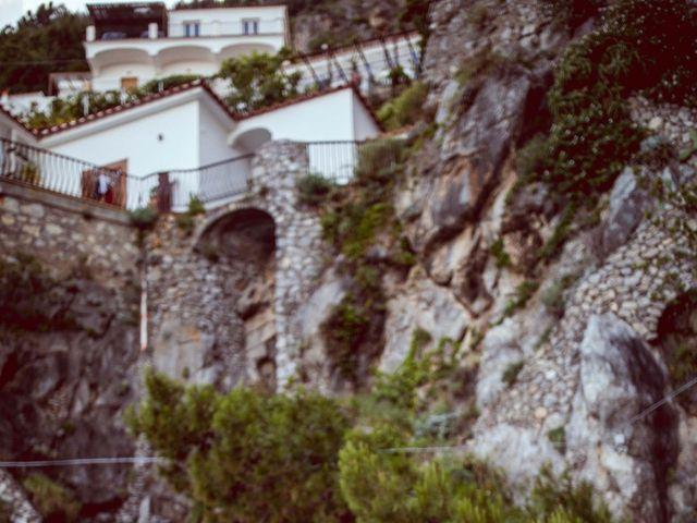 Il matrimonio di Guillerme e Mayara a Praiano, Salerno 82