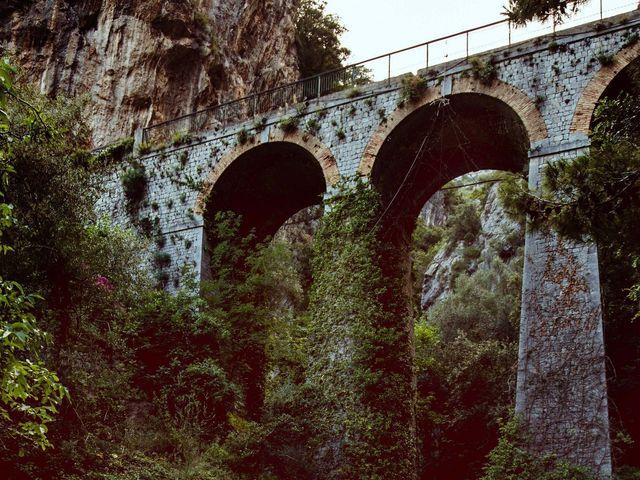 Il matrimonio di Guillerme e Mayara a Praiano, Salerno 86