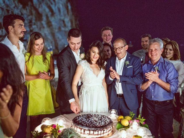 Il matrimonio di Guillerme e Mayara a Praiano, Salerno 94