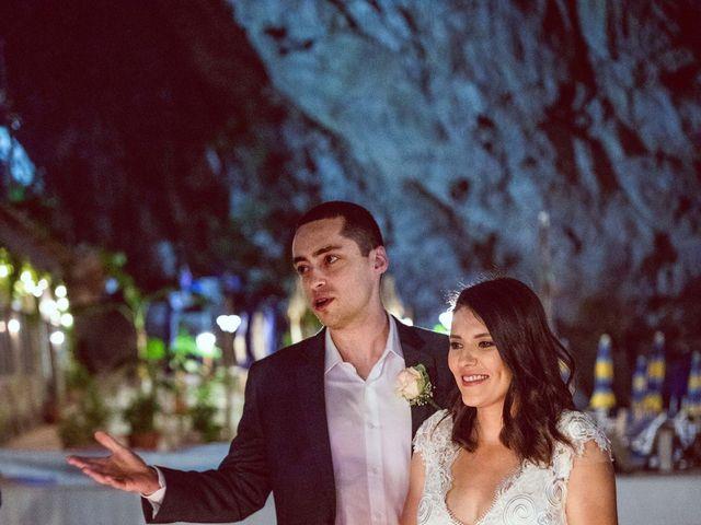 Il matrimonio di Guillerme e Mayara a Praiano, Salerno 98