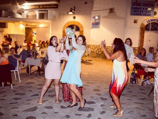 Il matrimonio di Guillerme e Mayara a Praiano, Salerno 100