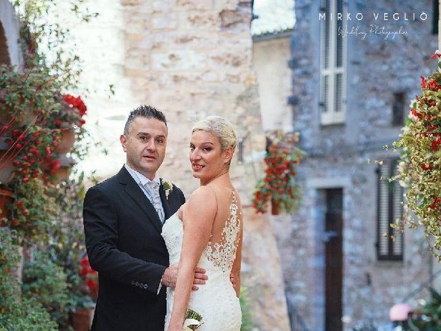 Il matrimonio di Simone e Marta a Torgiano, Perugia 6
