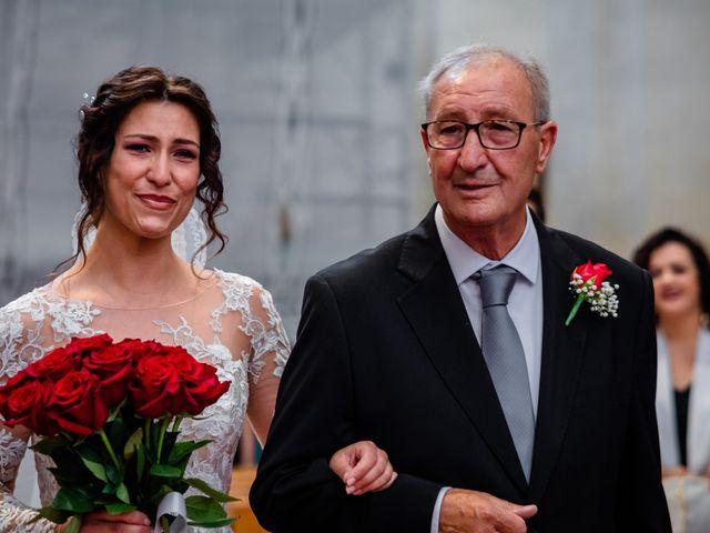 Il matrimonio di Salvatore e Rossana a Uggiano la Chiesa, Lecce 13