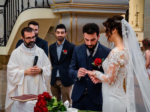 Il matrimonio di Salvatore e Rossana a Uggiano la Chiesa, Lecce 14