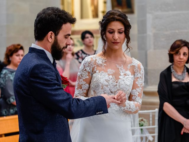 Il matrimonio di Salvatore e Rossana a Uggiano la Chiesa, Lecce 15