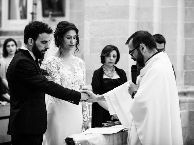 Il matrimonio di Salvatore e Rossana a Uggiano la Chiesa, Lecce 16