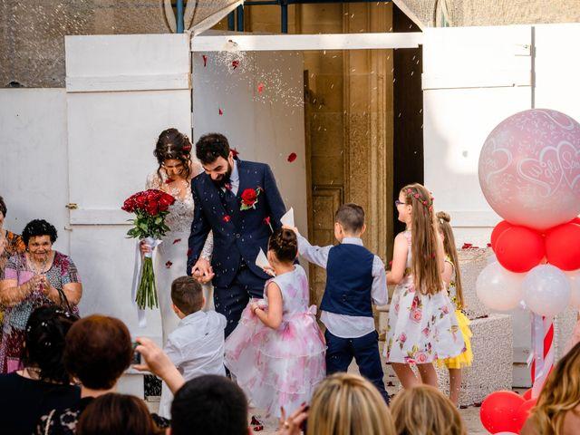 Il matrimonio di Salvatore e Rossana a Uggiano la Chiesa, Lecce 17