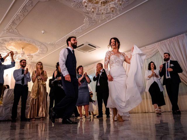 Il matrimonio di Salvatore e Rossana a Uggiano la Chiesa, Lecce 22