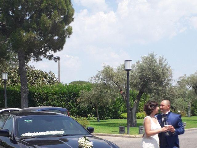 Il matrimonio di Giuliano  e Anna  a Sant'Antimo, Napoli 1
