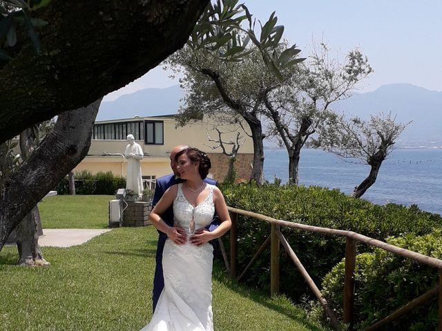 Il matrimonio di Giuliano  e Anna  a Sant'Antimo, Napoli 2