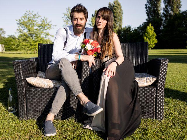 Il matrimonio di Giulio e Giulia a Mestrino, Padova 11