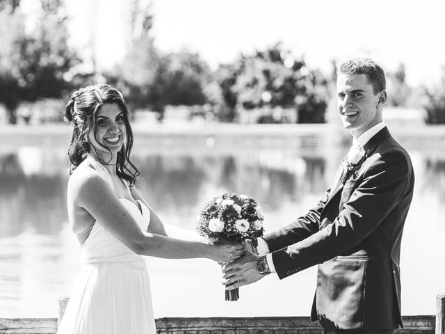 Il matrimonio di Giulio e Giulia a Mestrino, Padova 16