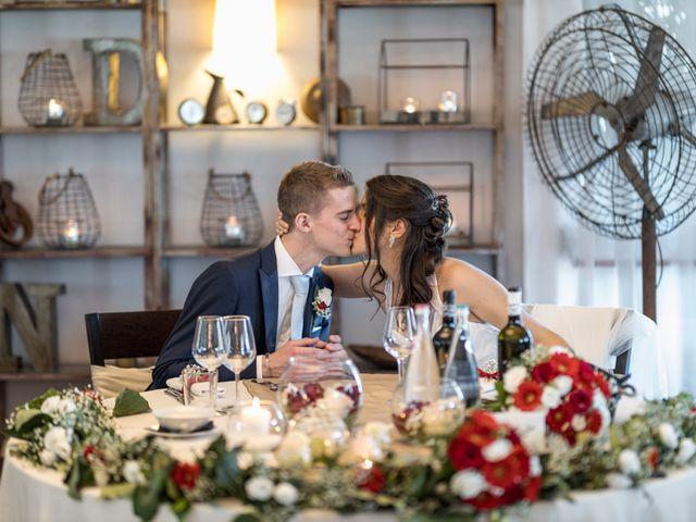 Il matrimonio di Giulio e Giulia a Mestrino, Padova 20