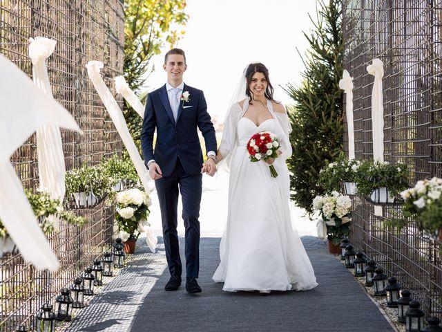 Il matrimonio di Giulio e Giulia a Mestrino, Padova 27