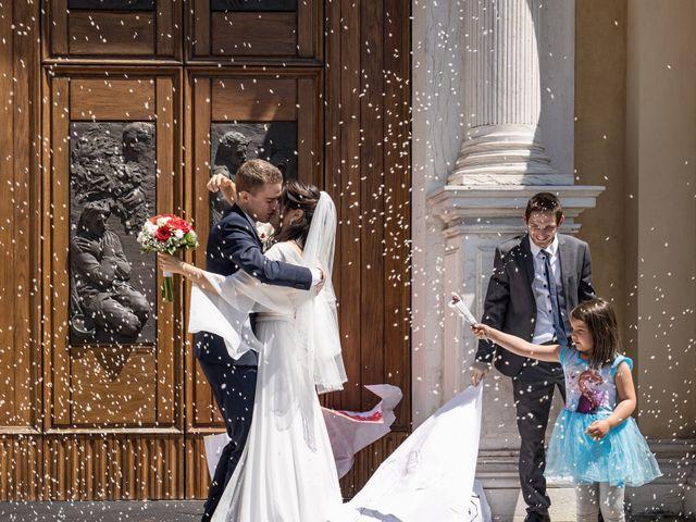 Il matrimonio di Giulio e Giulia a Mestrino, Padova 28