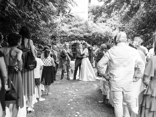 Le nozze di Simonetta e Massimo