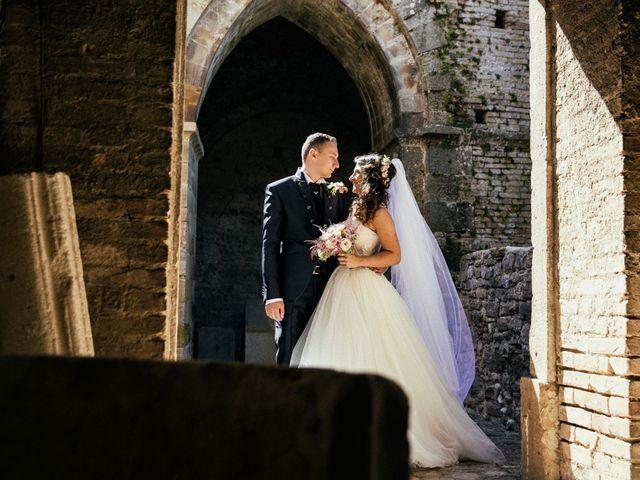 Le nozze di Laura e Erlin