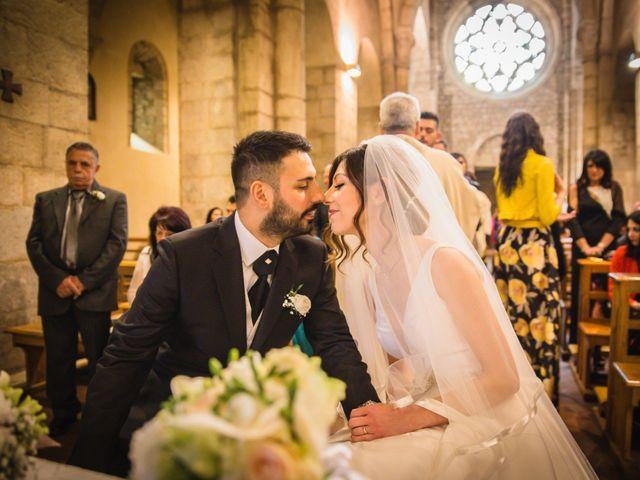 Le nozze di Fabiola e Marco