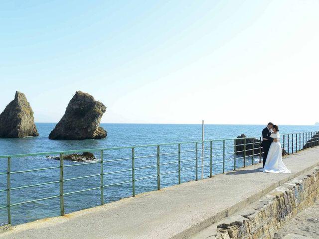 Il matrimonio di Rosario e Mariana a Nocera Inferiore, Salerno 15