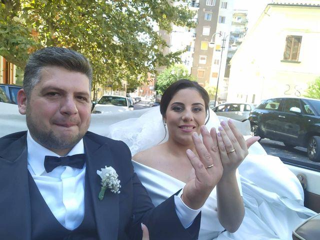 Il matrimonio di Rosario e Mariana a Nocera Inferiore, Salerno 18