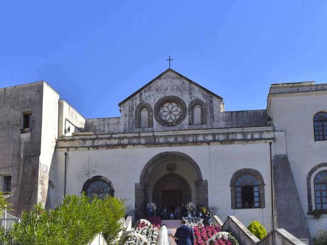 Il matrimonio di Rosario e Mariana a Nocera Inferiore, Salerno 20