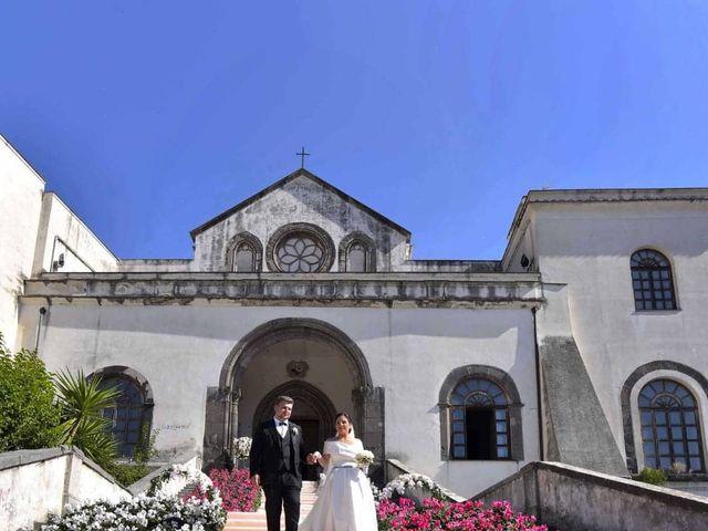 Il matrimonio di Rosario e Mariana a Nocera Inferiore, Salerno 22