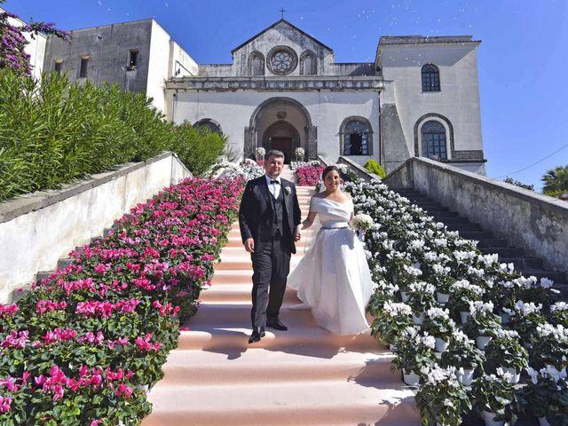 Il matrimonio di Rosario e Mariana a Nocera Inferiore, Salerno 23