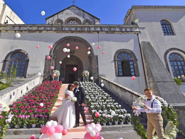 Il matrimonio di Rosario e Mariana a Nocera Inferiore, Salerno 2